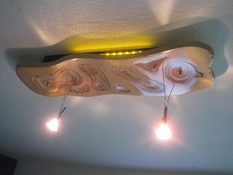 Wohnraumlampe 2